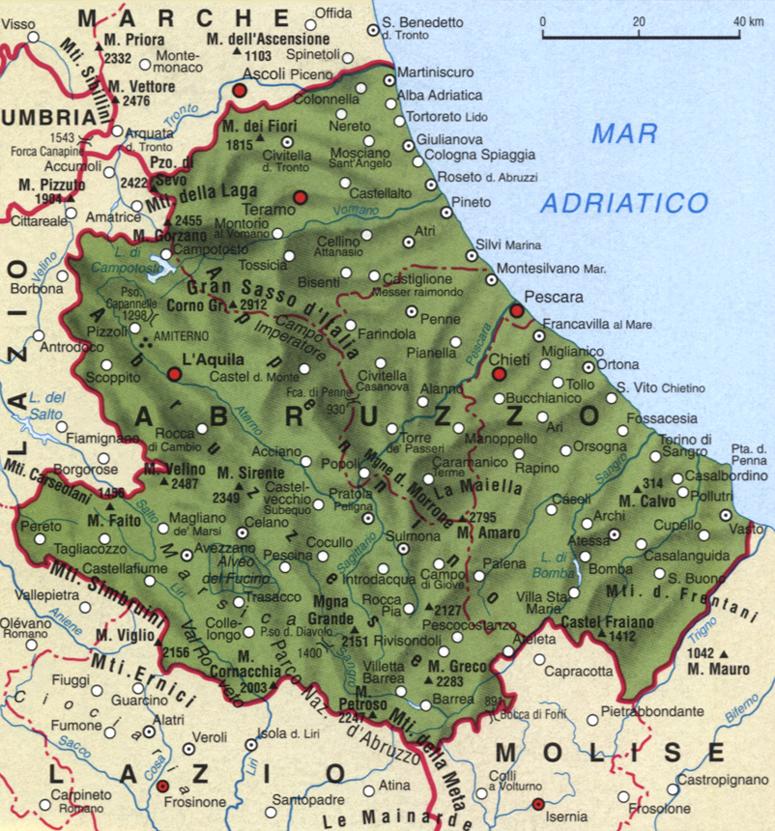 CArtina dell'Abruzzo