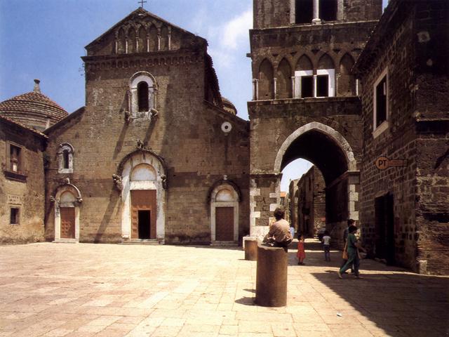 Cattedrale di San Michele a Caserta Vecchia