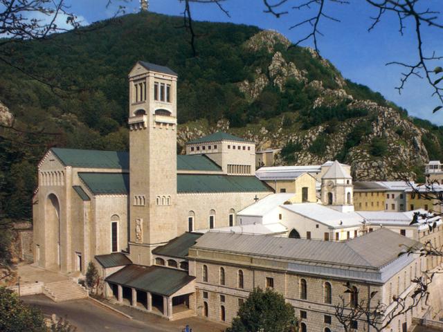 Avellino: Santuario di Montevergine