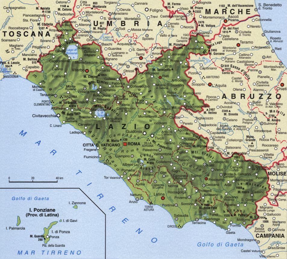 CArtina del Lazio
