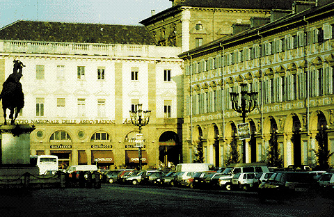 Torino: piazza San Carlo