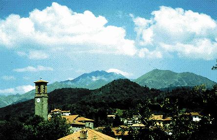 Prealpi biellesi a Zumaglia (Vercelli)
