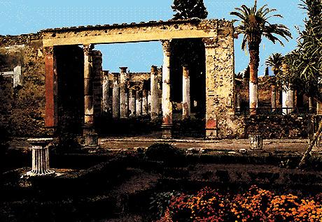 Pompei: la Casa del Fauno