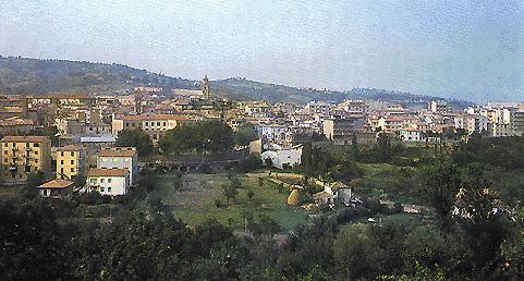 Panorama di Teramo