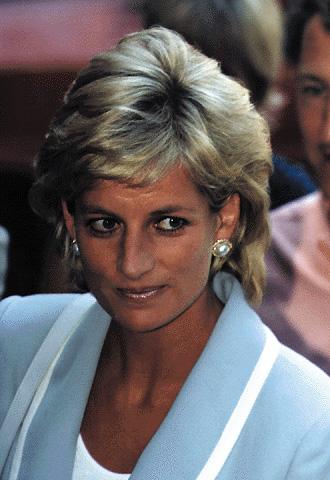 Un'immagine di Lady Diana Spencer