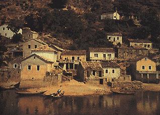 Lago Scutari a Virpazar