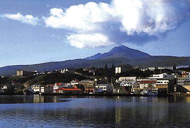 Panorama di Akureyri