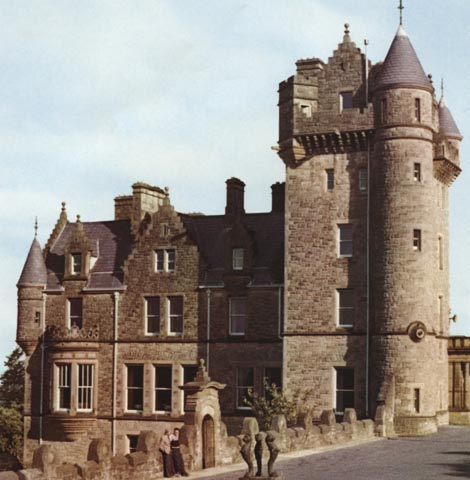 Belfast: il castello