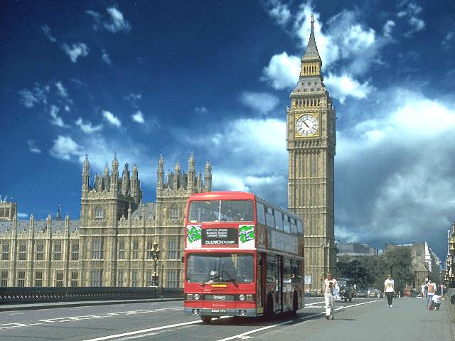 Londra: l'abbazia di Westminster