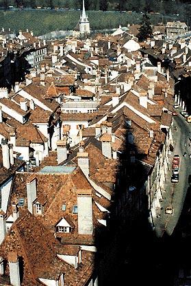 Panorama di Berna