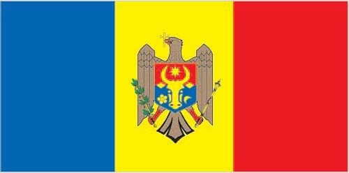 Bandiera della Moldavia