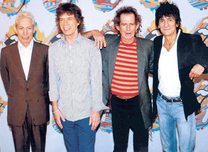Rolling Stones° compleanno