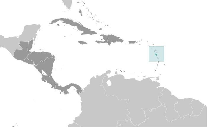 Il luogo della Dominica