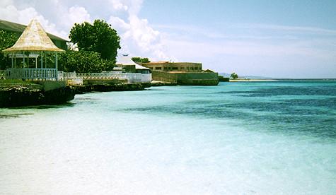 Montego Bay, in Giamaica