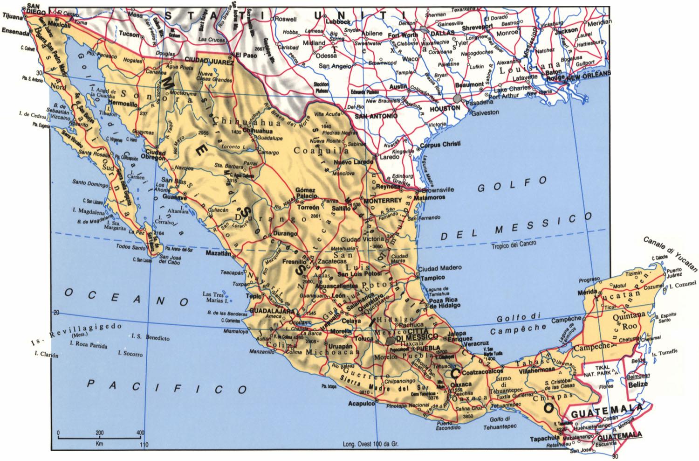 Carina del Messico