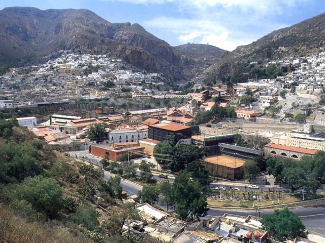 Messico: l'antica città mineraria di Pachuca
