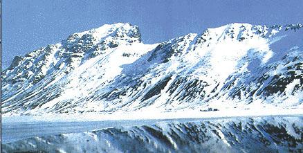 L'isola di Kulusuk in Groenlandia