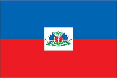 Bandiera di Haiti
