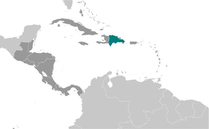 Repubblica Dominicana luogo