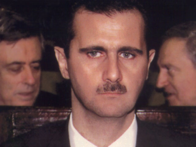 Bashar el-Assad