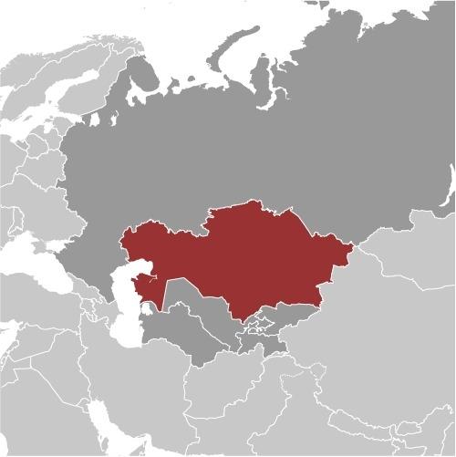 Asia Kazakistan