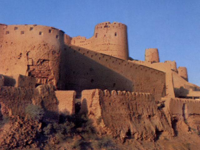 Herât: resti delle antiche mura dei Timuridi