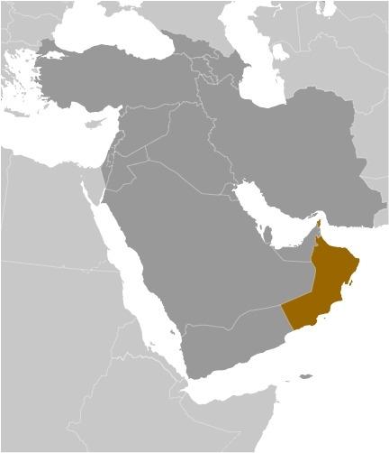 Luogo dell'Oman