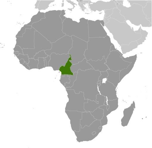 Camerun luogo