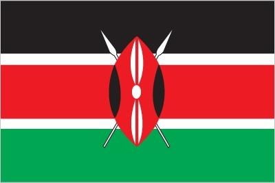 Bandiera del Kenia