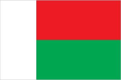 Bandiera del Madagascar