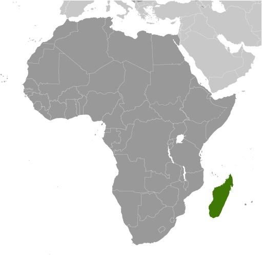 Madagascar il luogo