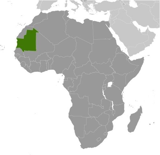 Africa Mauritania