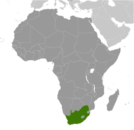 Africa il Sudafrica