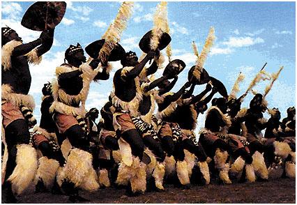 Danza zulu