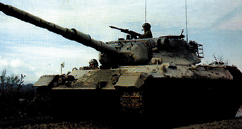 Carrp armato Leopard 1