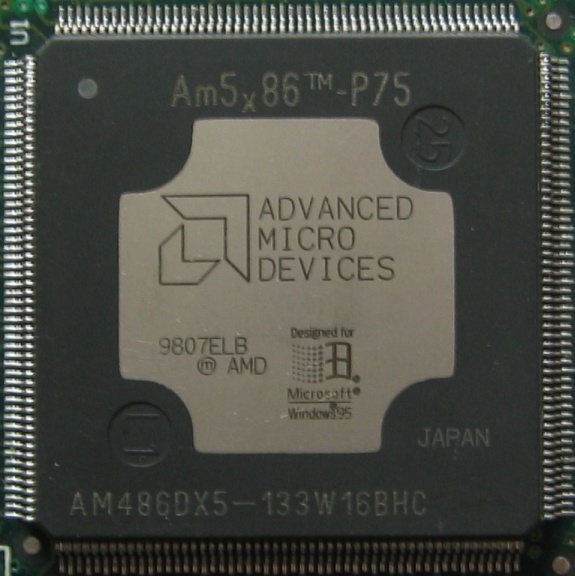 Processore Amd5x86