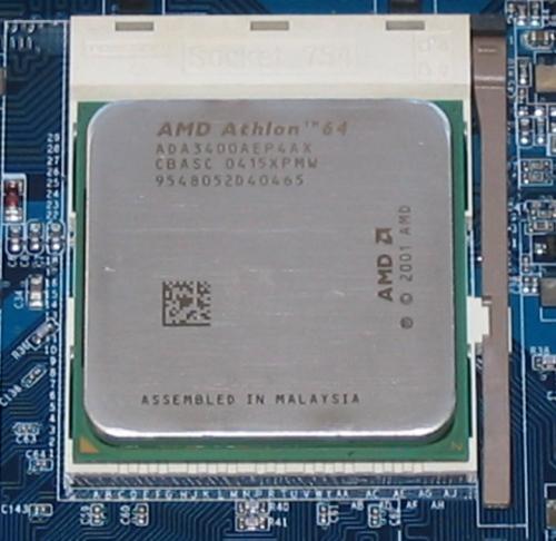 Processore Athlon 64