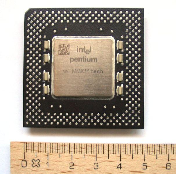 Processore Pentium MMX