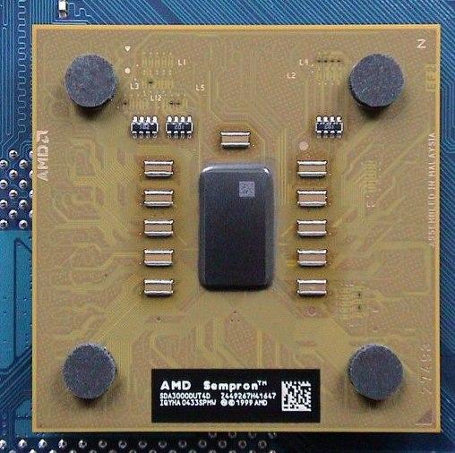 Processore Sempron 3000